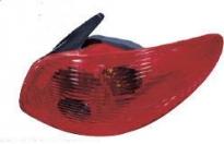 Фонарь задний правый PEUGEOT 206 2003-2010 год / I