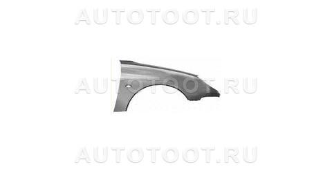 Крыло переднее правое Peugeot 206 2003-2010 год / I