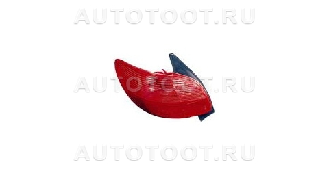 Фонарь задний левый Peugeot 206 1998-2003 год / I