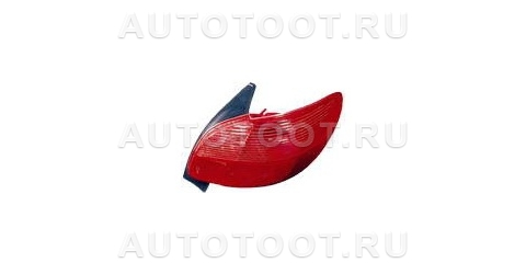 Фонарь задний правый Peugeot 206 1998-2003 год / I