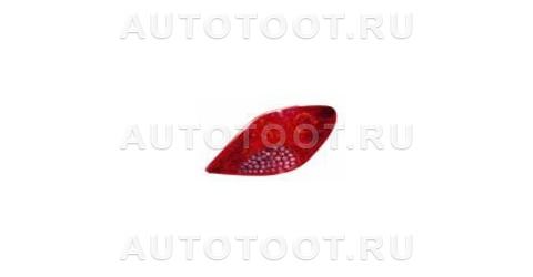 Фонарь задний правый Peugeot 207 2006-2010 год / I