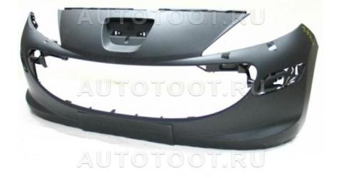 Бампер передний Peugeot 207 2006-2010 год / I
