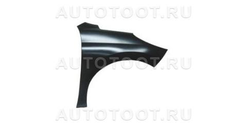 Крыло переднее правое Peugeot 207 2006-2010 год / I