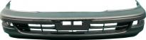 Бампер передний (без отверстий под туманки) TOYOTA CORONA 1992-1993 год / T19