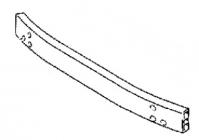 Усилитель переднего бампера LEXUS IS200 1998-2005 год / XE10