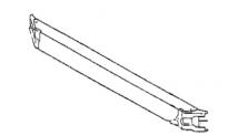 Усилитель переднего бампера TOYOTA CELICA 1997-1999 год / SТ200