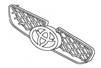Решетка радиатора TOYOTA CELICA 1999-2002 год / ZZT230