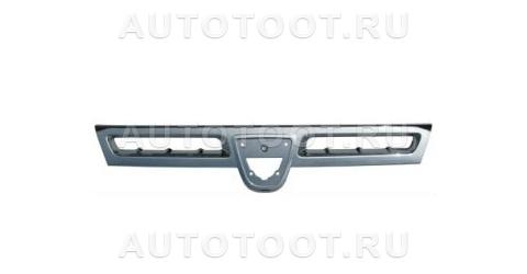 Молдинг решетки радиатора (хром) Renault Duster 2010-2014 год / I