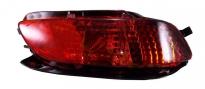 Фонарь в задний бампер левый LEXUS RX400 2003-2008 год / U3