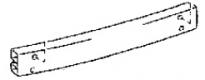 Усилитель заднего бампера TOYOTA MATRIX 2002-2008 / ZZE13