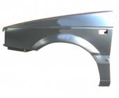 Крыло переднее левое (с отверстием под повторитель) VOLKSWAGEN PASSAT 1988-1993 год / B3