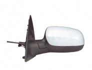 Зеркало левое (механическое, с тросиком) OPEL CORSA 2000-2003 год / C