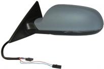 Зеркало левое (электрическое, 12 контактов, купе, с подогревом, автоскладыванием, указателем поворота)  AUDI A5 2007-2011 / B8