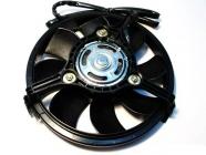 Диффузор радиатора кондиционера в сборе (рамка+мотор+вентилятор) VOLKSWAGEN PASSAT 1997-2000 год / B5