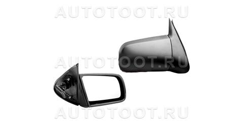 Зеркало левое (механическое, с тросиком) Opel  Vectra 1988-1992 год / A