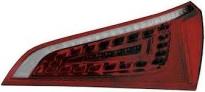 Фонарь задний правый (диодный) AUDI Q5 2008-2012 год / I