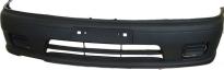Бампер передний (4 двери) MAZDA 323 (FAMILIA) 1996-1998 год / BA