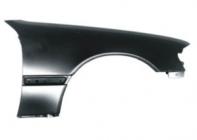 Крыло переднее правое (без отверстия под повторитель) MERCEDES C-CLASS 1993-1996 год / W202