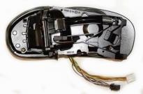 Зеркало левое (электрическое, с подогревом, с памятью, автоскладывание, без крышки) MERCEDES C-CLASS 2003-2007 год / W203