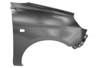 Крыло переднее правое (с отверстием под повторитель) KIA PICANTO 2009-2011 год / SA