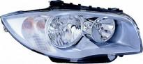 Фара правая (под корректор) BMW 1SERIES 2004-2006 год / Е87
