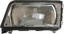 Фара левая AUDI 100 1991-1994 год / 4A,C4