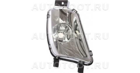 Фара противотуманная правая Peugeot 308 2008-2010 год / I