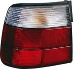 Фонарь задний правый (красно-белый) BMW 5SERIES 1988-1995 год / Е34