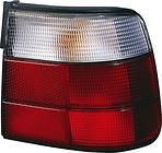 Фонарь задний левый (красно-белый) BMW 5SERIES 1988-1995 год / Е34