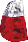 Фонарь задний  левый (красно-белый) BMW X5 2004-2006 год / Е53