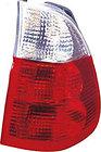 Фонарь задний правый (красно-белый) BMW X5 2004-2006 год / Е53