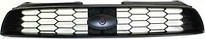 Решетка радиатора SUBARU IMPREZA  2000-2002 год / GD, GG
