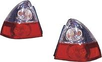 Фонарь задний правый+левый (комплект, красно-белый) SUZUKI LIANA 2003-2007 год / R, 1S