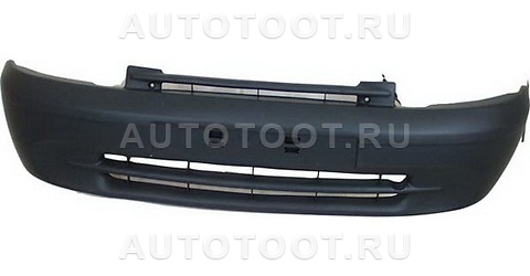Бампер передний (без отверстий под противотуманные фары) Renault Kangoo  1997-2003 год / I
