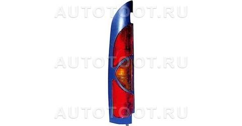 Фонарь задний левый Renault Kangoo  1997-2003 год / I
