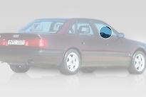 Стекло переднее правое опускное AUDI A6 1994-1997 год / C4