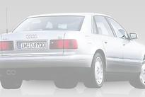 Стекло переднее правое опускное AUDI A8 1994-1999 год / D2