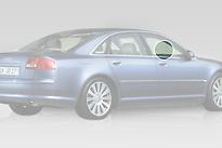 Стекло переднее правое опускное AUDI A8 2003-2005 год / D3