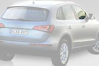 Стекло переднее правое опускное AUDI Q5 2008-2012 год / I