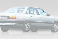 Стекло переднее правое опускное AUDI 100 1982-1990 год / C3,44