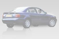 Стекло переднее правое опускное AUDI A4 1994-1999 год / B5