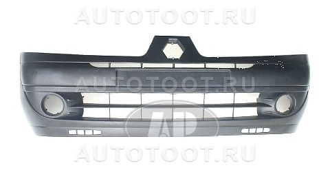 Бампер передний Renault Clio 2001-2005 год / II