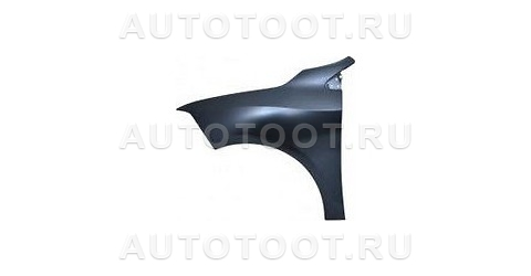 Крыло переднее левое  Renault Fluence 2010-2013 год / I