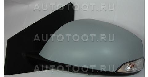 Зеркало левое (электрическое, автоскладывание, подогрев, указатель поворота, датчик температуры) Renault Fluence 2010-2013 год / I