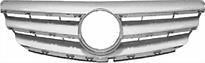 Решетка радиатора (с хромированным молдингом) MERCEDES B-CLASS 2005-2011 год / W245