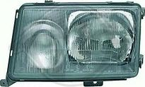 Фара левая MERCEDES E-CLASS 1985-1992 год / W124