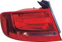 Фонарь задний левый AUDI A4 2007-2011 год / B8