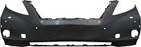 Бампер передний (с отверстиями под датчик и омыватели) LEXUS RX270 2010-2012 год / L10