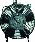 Диффузор радиатора кондиционера в сборе (мотор+рамка+вентилятор) TOYOTA SPRINTER MARINO 1992-1998 год / Е10