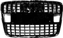 Решетка радиатора AUDI Q7 2010-2015 год / 4LB